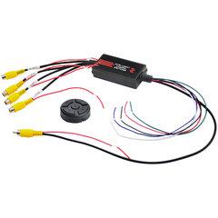 Přepínač video signálu 4x vstup / 1x výstup