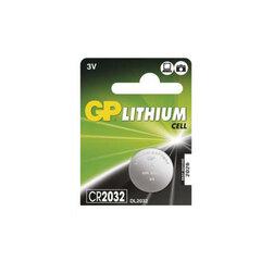 GP CR2032 baterie - lithium 3V